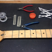 Pulled fret